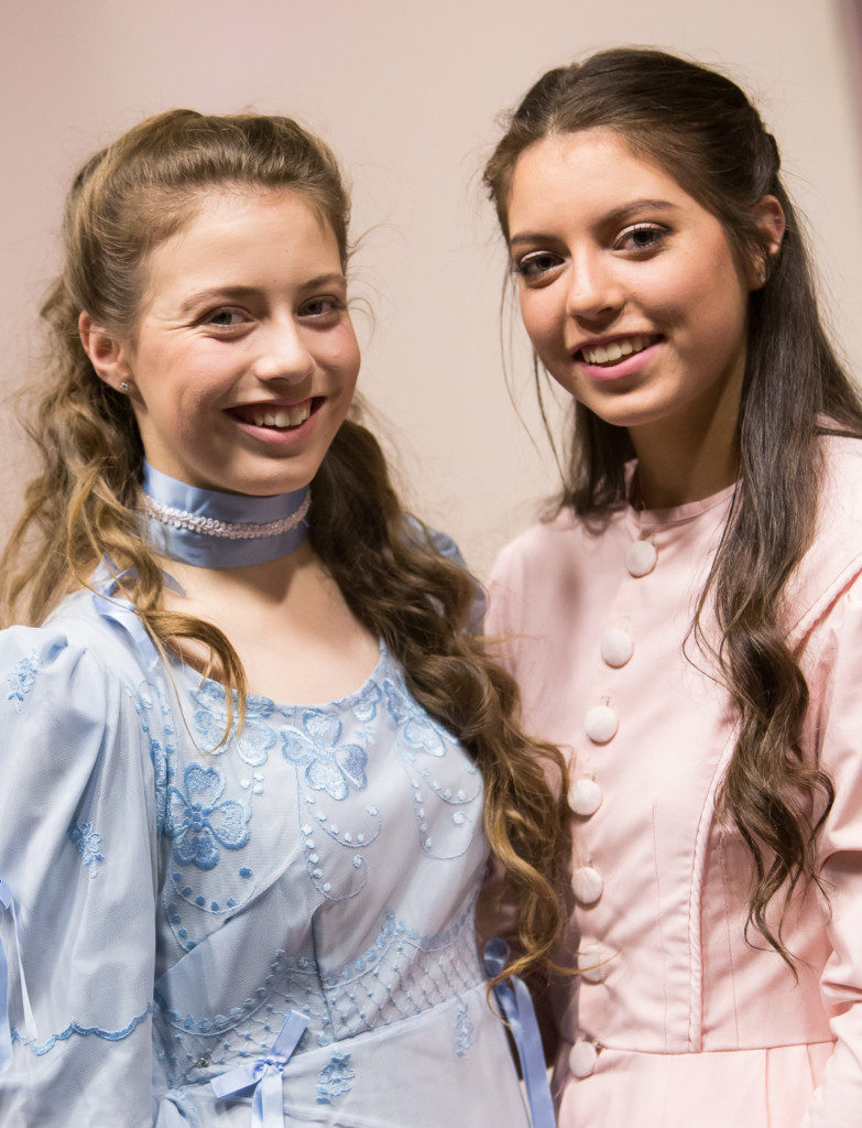 Pride & Prejudice performed by students of Sandford Park School. (Photos by @rocshot)